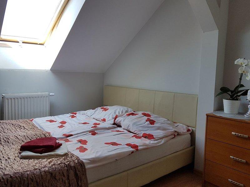 Centre Apartaments Szczecin, casa vacanza a Bruessow