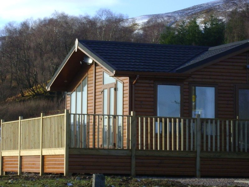 Executive Range Eriskay 3 Bedroom Self Catering Lodge, Ferienwohnung in Fort William