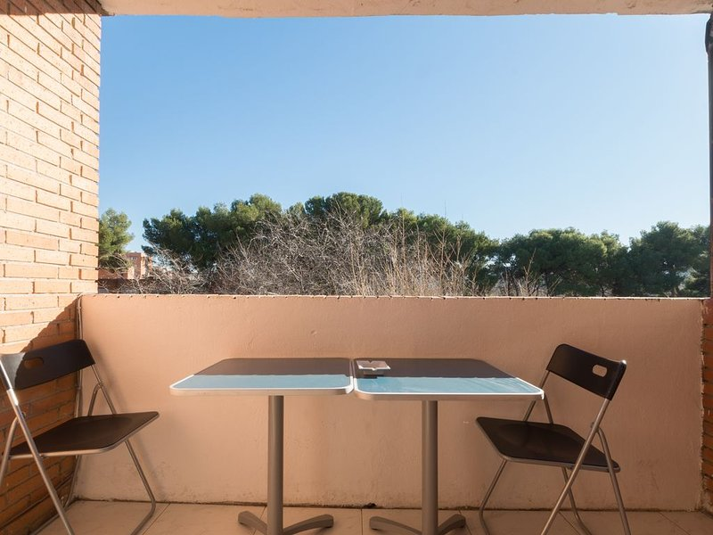 Melibea Apartment in Alcalá de Henares - UNESCO City close to Madrid, holiday rental in Cobena