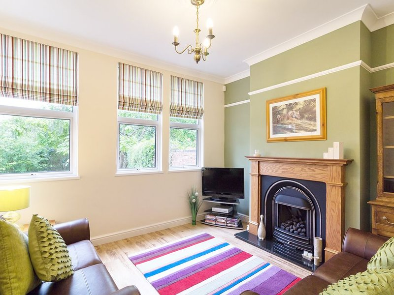 The Elms, HIGHLEY, SHROPSHIRE, holiday rental in Stottesdon