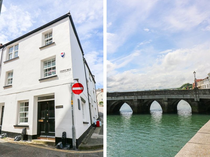 Place House, BIDEFORD, holiday rental in Buckland Brewer
