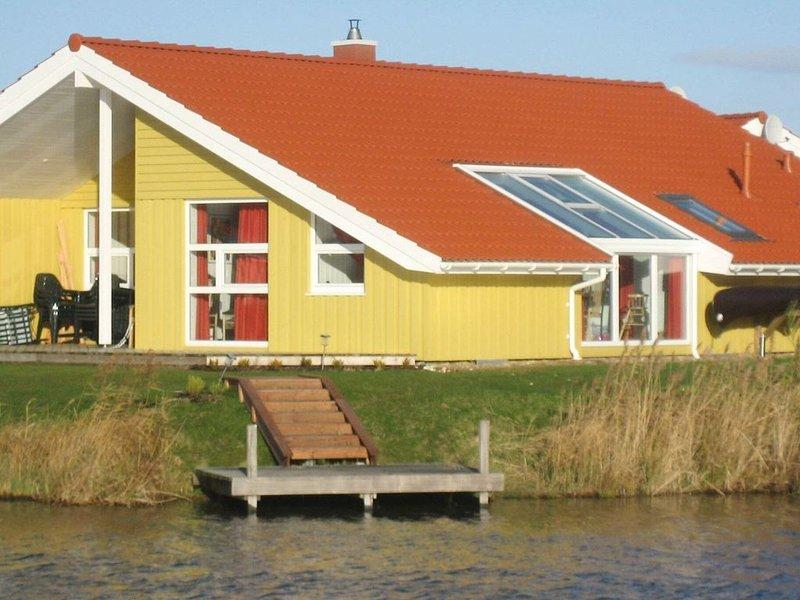 Modern Cottage in Ardennes with shared Pool, alquiler vacacional en Neuhaus an der Oste