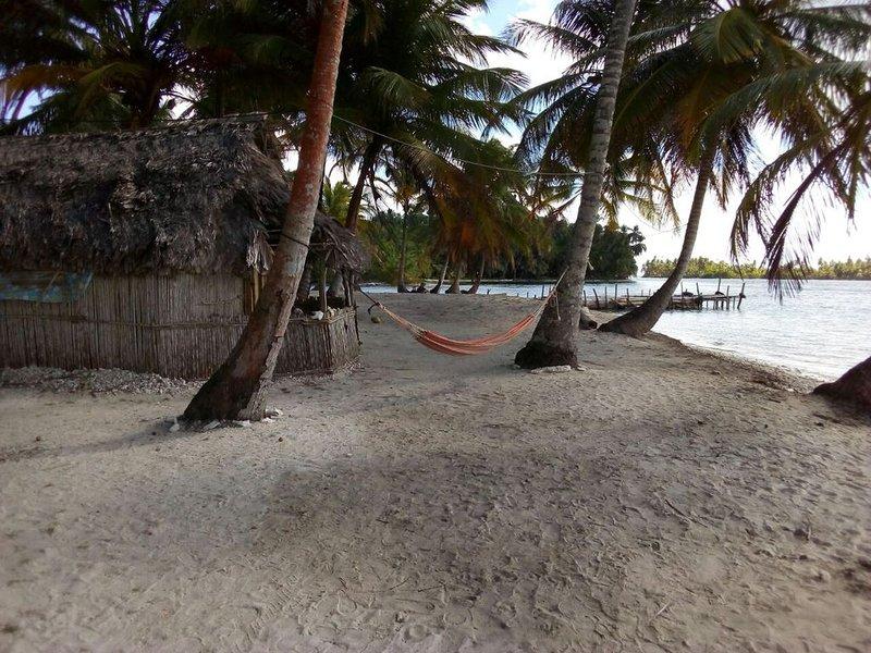Cabaña privada en San Blas, holiday rental in Guna Yala Region