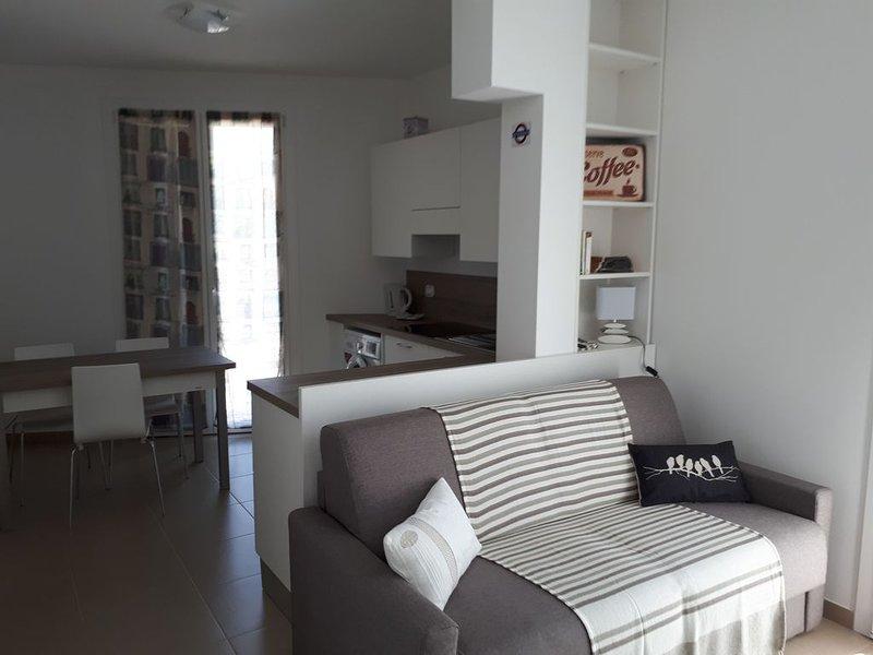 Codice Citra 010059 - LT- 0237 Confortevole bilocale a un passo dal mare azzurro, vacation rental in Sestri Levante