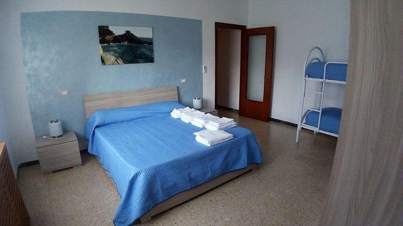La Spezia- Cinque terre- Portovenere, holiday rental in Valeriano Lunense