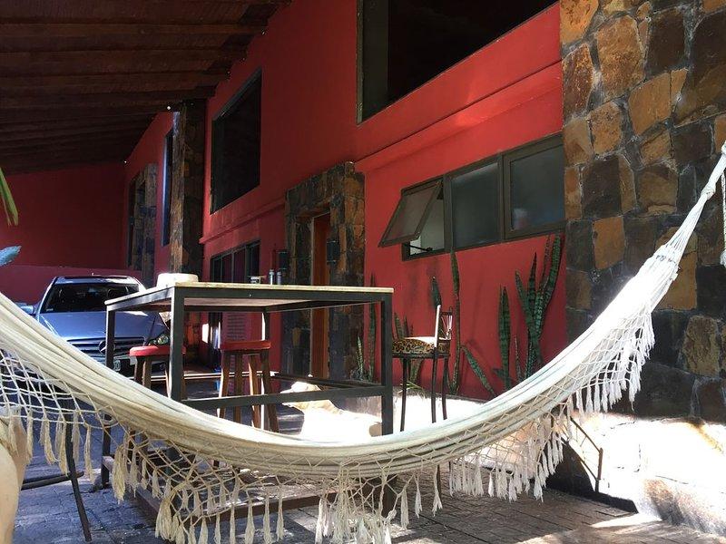 Selva mia apartamento, vacation rental in Puerto Iguazu