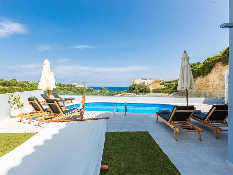 Nikiforos Villa, coastal retreat!, location de vacances à Skaleta