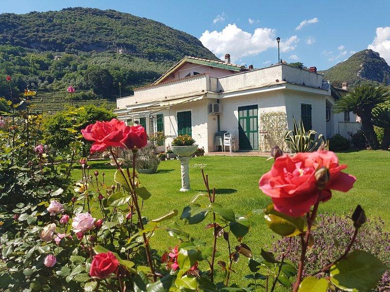 Villa 'LA GARITTA' Due passi dal magico Borgo, holiday rental in Rialto