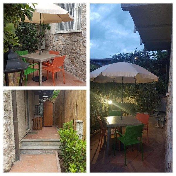 Casa Il Germoglio, piccolo, nuovo, bello ed indipendente, casa vacanza a Montecatini Terme