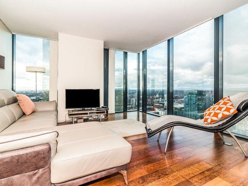 Exclusive city centre apartment, location de vacances à Manchester
