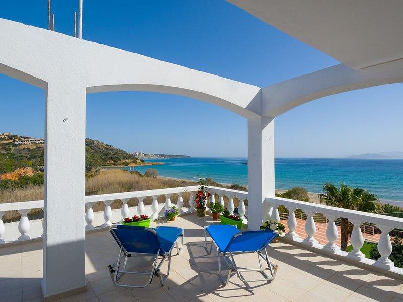 APPARTEMENT ALMYROS BEACH, casa vacanza a Agios Nikolaos