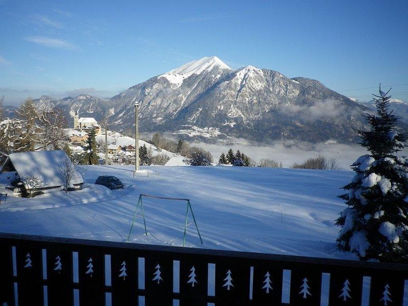 Chalet 4 étoiles NN 'La Bergile', vacation rental in Bonneville