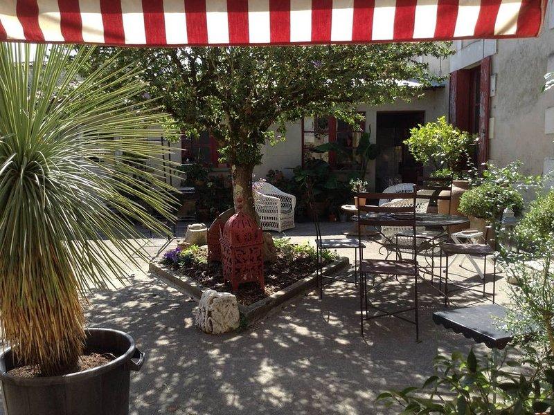 Maison de charme Mornac sur seudre, alquiler vacacional en La Gripperie-Saint-Symphorien