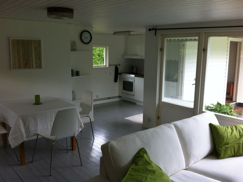Sjöutsikt,naturskönt,fiske,rekreation, vacation rental in Tvetaryd