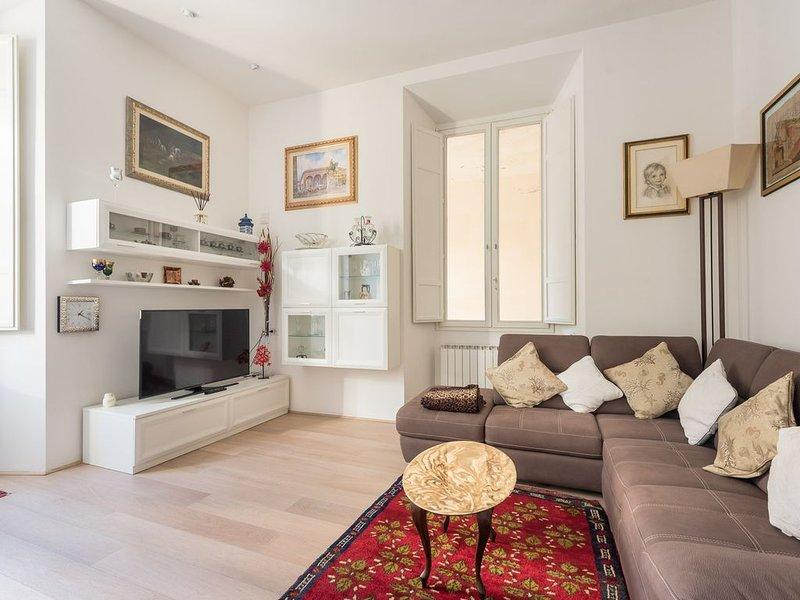 LA FORTEZZA apartment, alquiler vacacional en Reggello