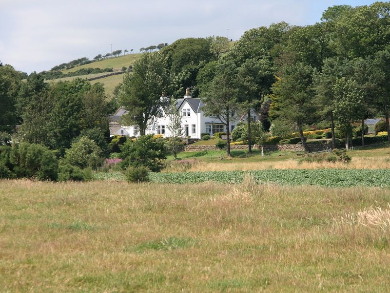 East Challoch Farmhouse Bed and Breakfast, location de vacances à Stoneykirk