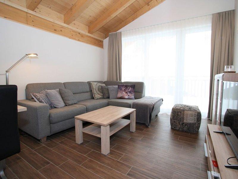 Contemporary Apartment with Ski Storage, Parking, Heating, holiday rental in Dienten am Hochkönig