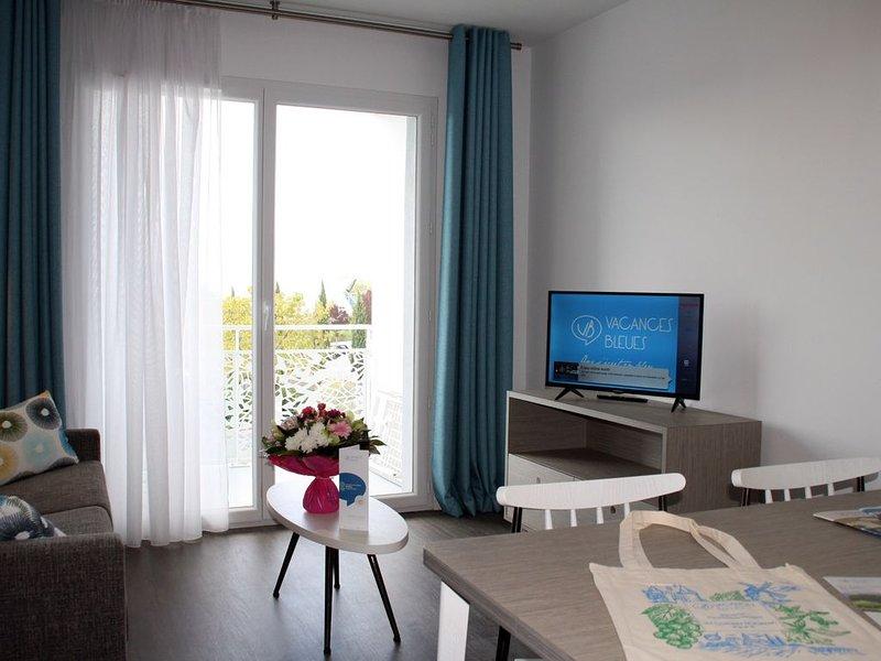 Appartement Neuf et équipé, près des Antilles – semesterbostad i Saint Germain de Lusignan