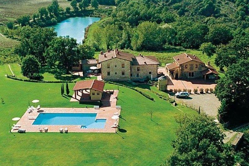 Residence Il Palazzo_ Casa Valdarno, vacation rental in Levane