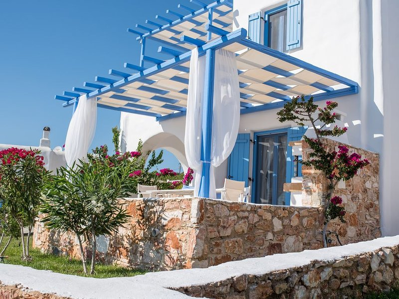 SK MAISONNETTES PAROS POUNDA, holiday rental in Pounta