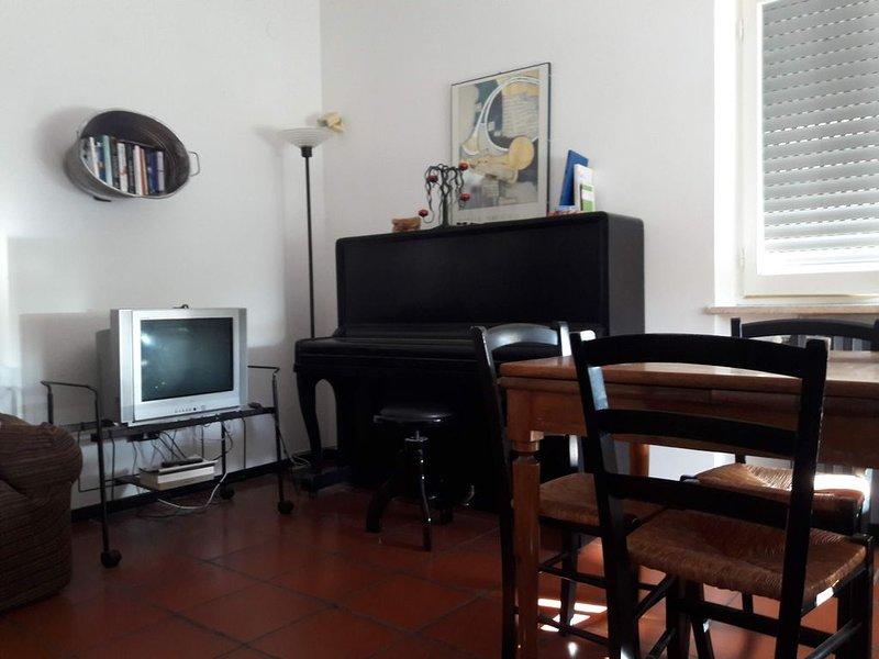 Casa di Campagna nel cuore della Basilicata, vacation rental in Savoia di Lucania