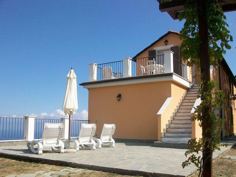 Cipressa fraz. Lingueglietta mansarda CITRA 008021-LT-0041, location de vacances à Lingueglietta