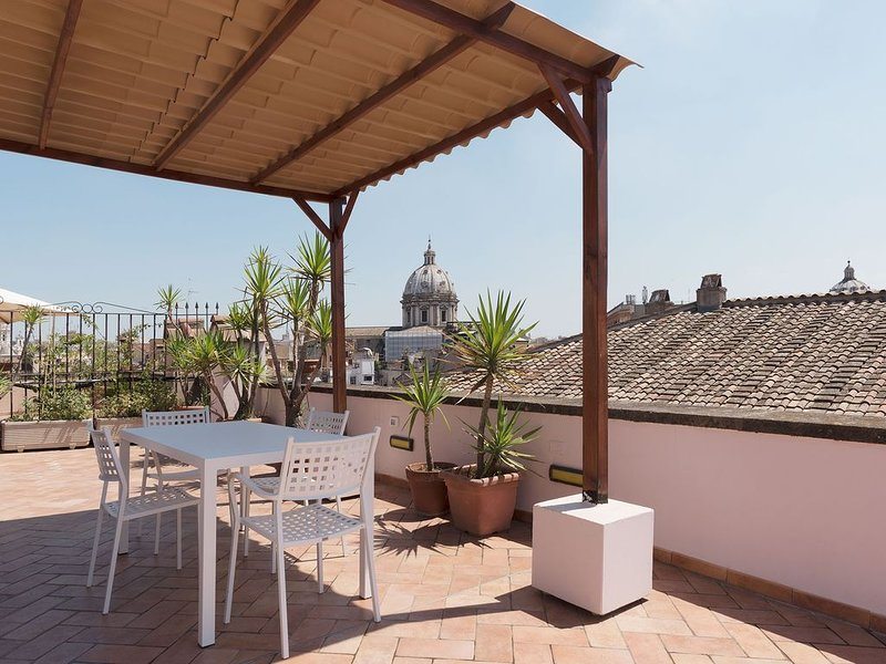 Fantastica Terrazza su Campo De' Fiori, holiday rental in Vatican City