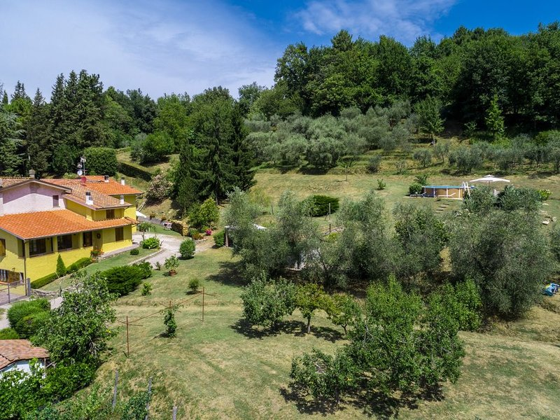 Casa Vacanze Alla Quercia - Peace and relax on the Lucca's hills, vacation rental in Mastiano