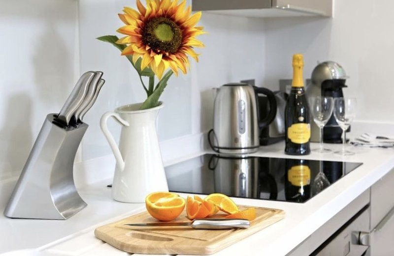 Royal Reign luxury apartment, holiday rental in Slough