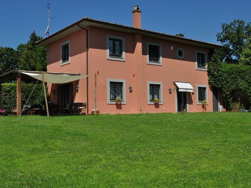 Casale vicino al Golf Nazionale, vacation rental in Monterosi
