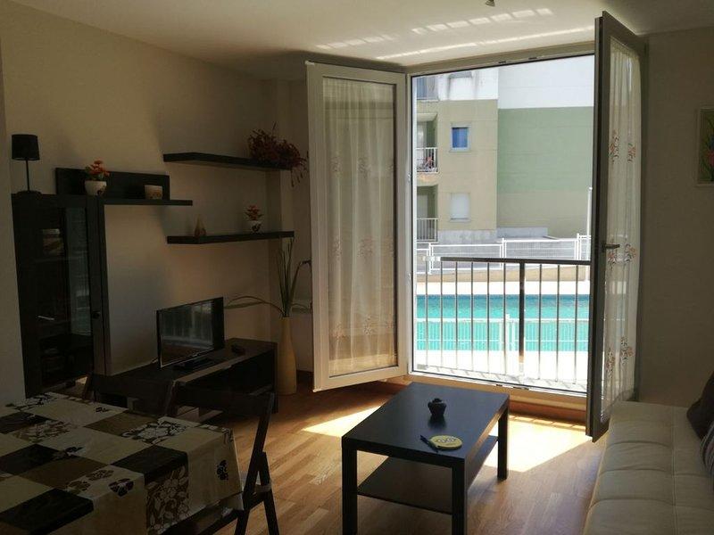 Apartamento Costa de Lugo, holiday rental in Reinante
