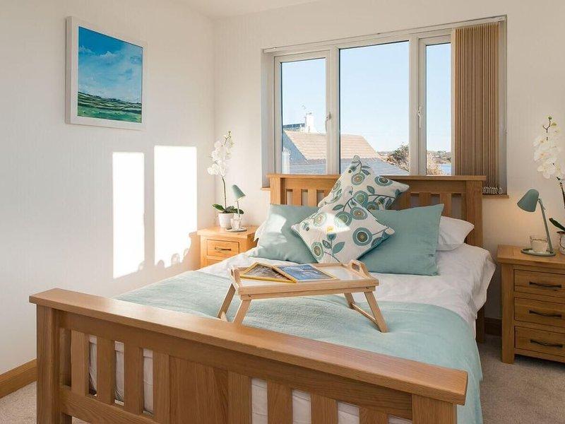 White Gables Bedroom - Rhosneigr