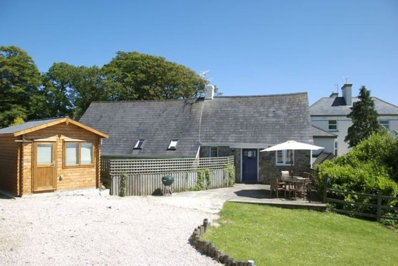 Barn conversion between the Sea and the Moors in South Hams, Devon – semesterbostad i Loddiswell
