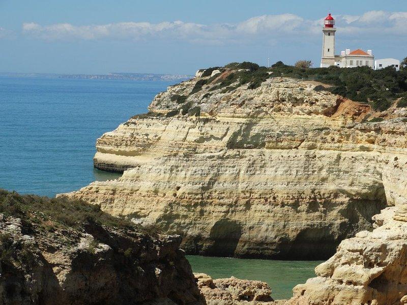 Lighthouse of Cabo Carvoeiro
