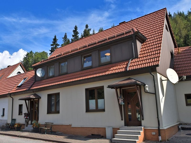Quaint Holiday Home  in Schmiedefeld near Forest, casa vacanza a Frauenwald