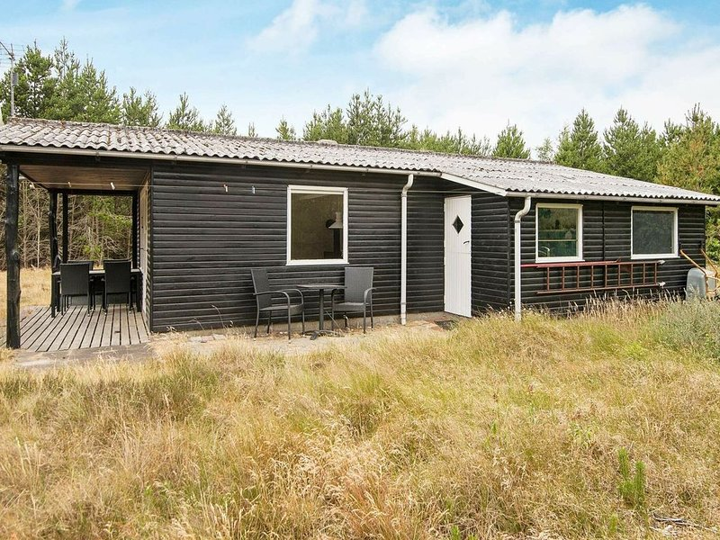 Comfortable Holiday Home in Rømø with Terrace, location de vacances à Toender