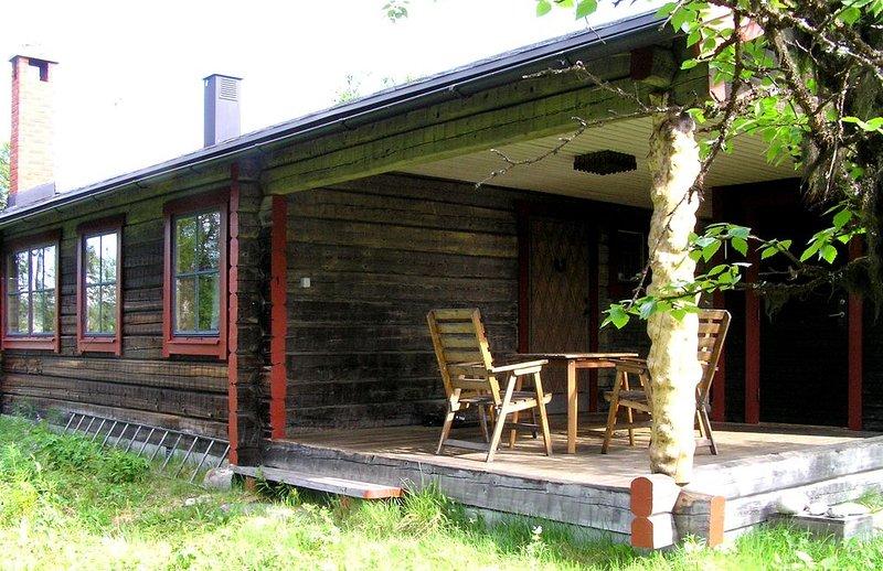 Naturnära fjällhus i Fjällnäs (Funäsdalen) – semesterbostad i Jämtland and Härjedalen