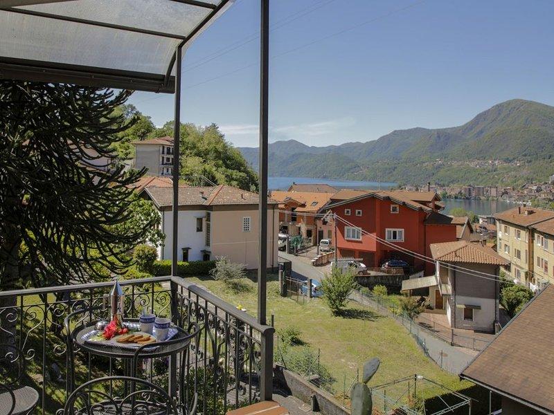 Il Garage di Giacomo - Appartamento con vista, vacation rental in Province of Verbano-Cusio-Ossola