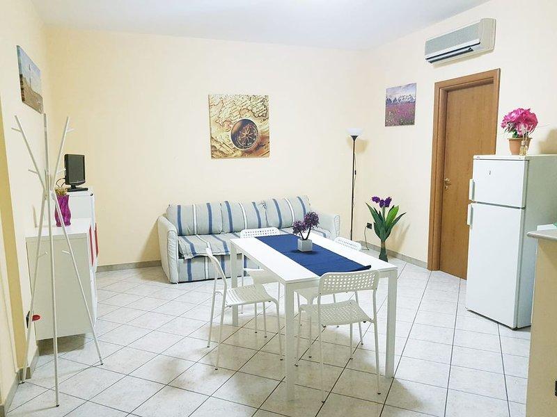 Casa ROGGIO a due passi dal mare, holiday rental in Trinitapoli