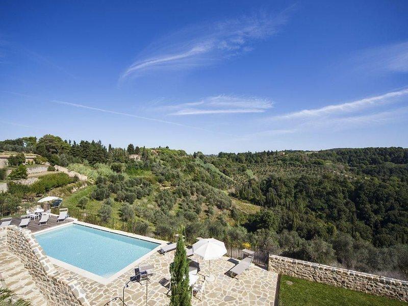 A slice of heaven in Tuscany, location de vacances à Castelfalfi