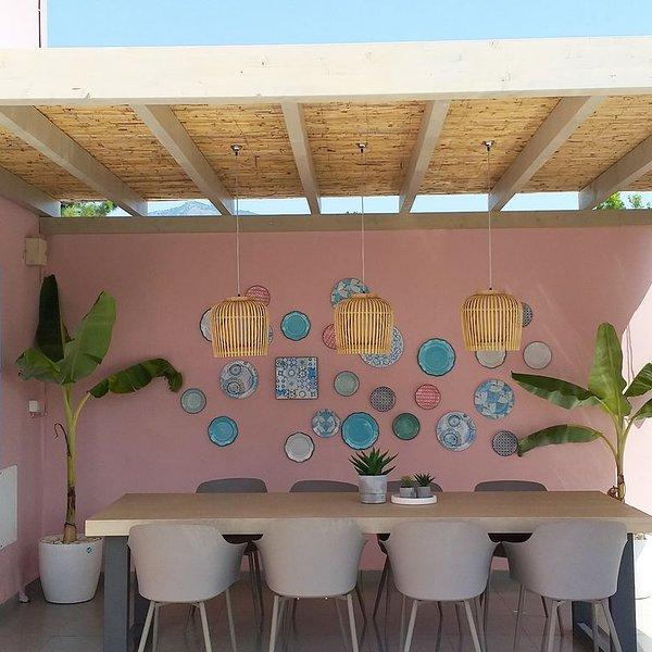 Ηouse modern  style, holiday rental in Kato Korakiana