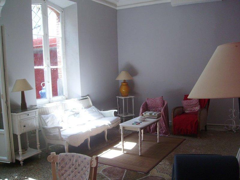 belle maison familiale, holiday rental in Treilles