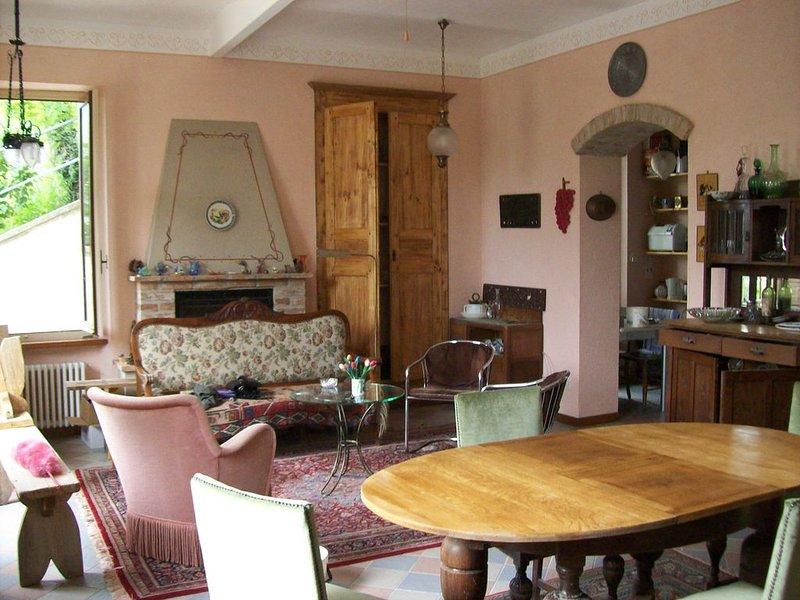 Albarolo Guesthouse voor Uw vakantie in gastvrij Italie, vacation rental in Novello
