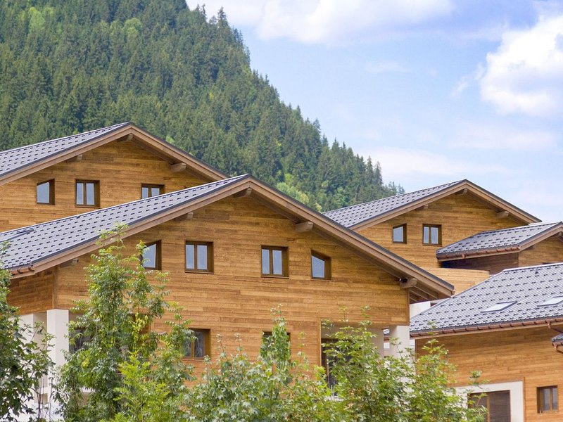 Elegant apartment 300 m from the ski lift in a mountain village, holiday rental in Beaufort