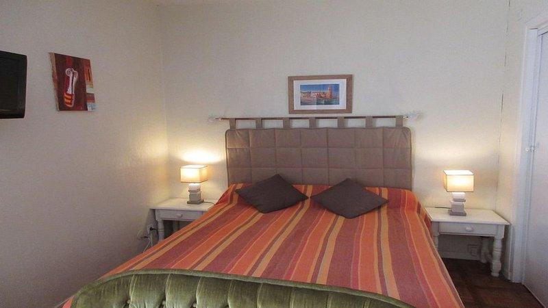 Joli studio avec terrasse pour vos vacances classé 2 étoiles, location de vacances à Corsavy