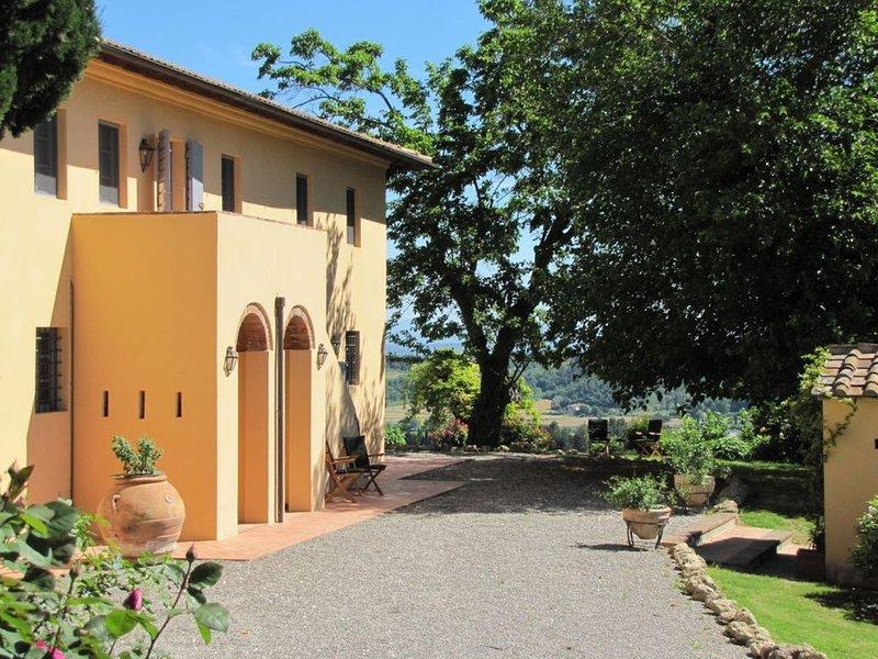 La Casetta di Castell'Anselmo, La Casetta, vacation rental in Collesalvetti