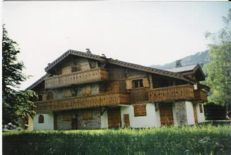 Appartement dans chalet, location de vacances à Samoëns