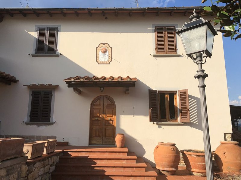 Villa Palmira (Relax and charme in Tuscany), vacation rental in Ciliegi