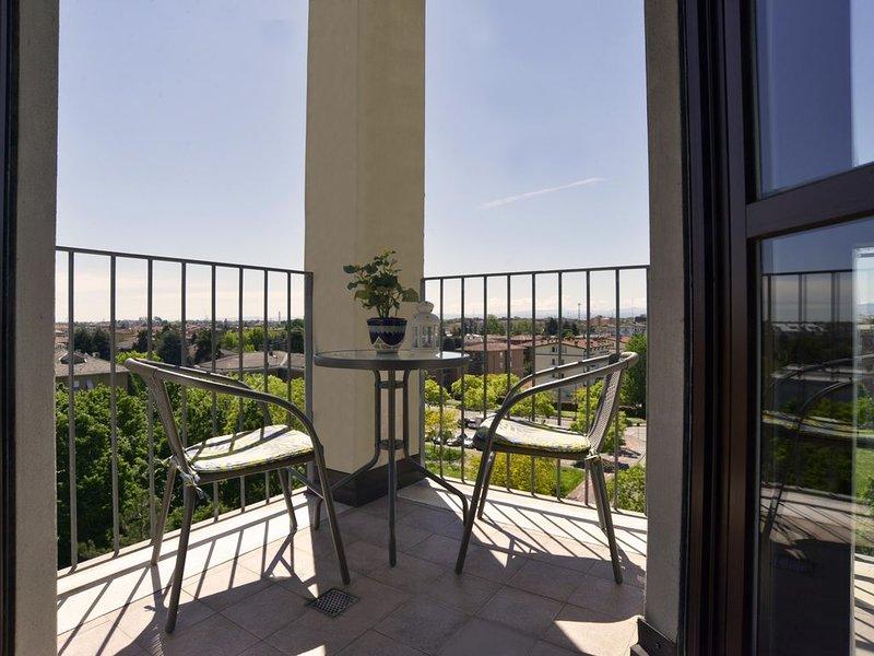 Namasté - Luminoso monolocale con vista, vacation rental in Sabbioneta