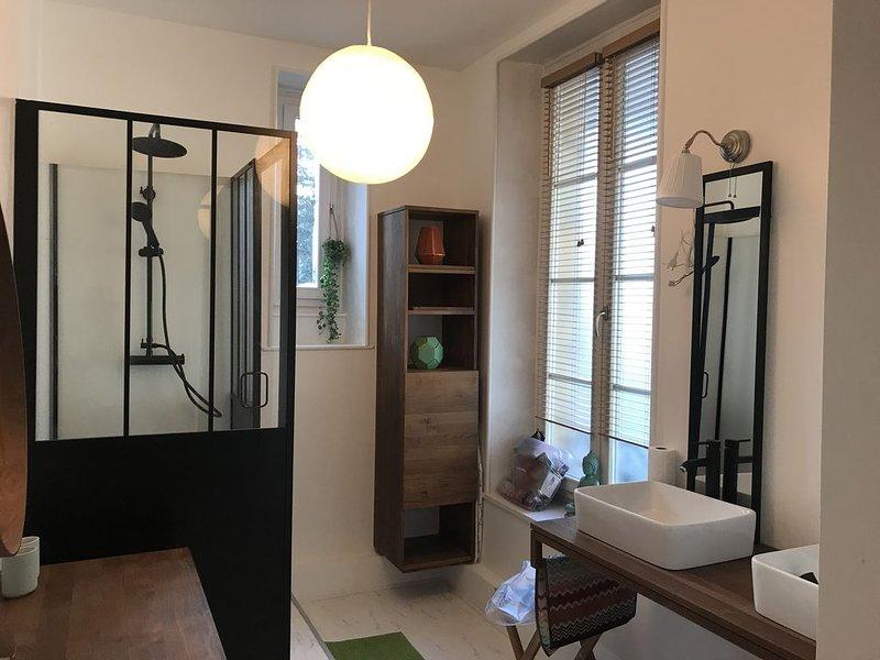 appartement de standing, holiday rental in Messeix
